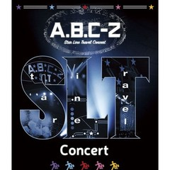 A.B.C-Z Star Line Travel Concert<通常盤>(Blu-ray Disc)