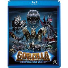 ゴジラ FINAL WARS <東宝Blu-ray名作セレクション><「GODZILLA キング・オブ・モンスターズ」特製ロゴステッカー付き>(Blu-ray Disc)