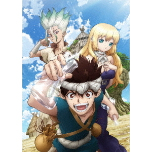 Dr.STONE ドクターストーン Vol.4 Blu-ray <初回生産限定版><セブンネット限定全巻購入特典対象商品>(Blu-ray Disc)