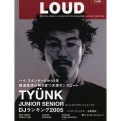 ラウド No.129(2005September) TYUNK,JUNIOR SENIOR