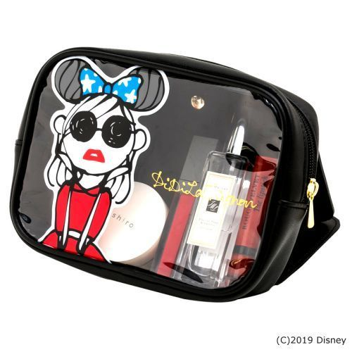 Disney STORE cosmetic pouch book 画像 C