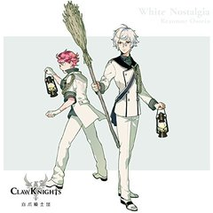 Claw Knights「White Nostalgia」初回限定盤A<セブンネット限定:ポストカード>