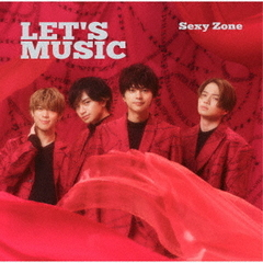 Sexy Zone/LET'S MUSIC(通常盤)