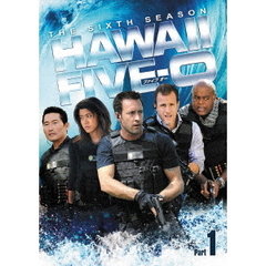 HAWAII FIVE-0 シーズン 6 DVD-BOX Part 1(DVD)