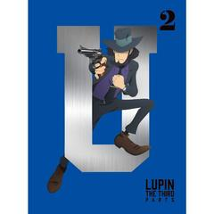 ルパン三世 PART 5 Vol.2 <セブンネット限定全巻購入特典モバイルカードバッテリー付き>(Blu-ray Disc)