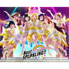 Aqours/ラブライブ!サンシャイン!! Aqours 5th LoveLive! ~Next SPARKLING!!~ Blu-ray Memorial BOX 【完全生産限定版】(Blu-ray)
