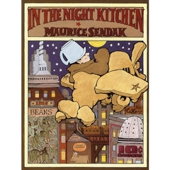 【洋書】In the Night Kitchen