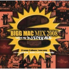 BIGG MAC MIX 2008