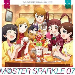 THE IDOLM@STER MILLION LIVE! M@STER SPARKLE 07(特典なしCDのみ)