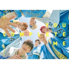 ONF/2ND MINI ALBUM : YOU COMPLETE ME(輸入盤)