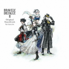 BRAVELY DEFAULT II Original Soundtrack(通常盤)