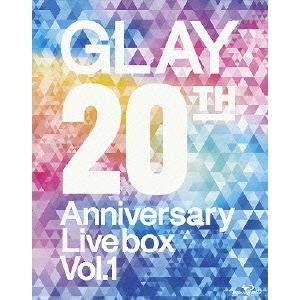 GLAY/GLAY 20th Anniversary LIVE BOX Vol.1(Blu-ray Disc)