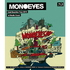 MONOEYES/MONOEYES Cold Reaction Tour 2015 at Studio Coast(Blu-ray Disc)