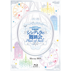 THE IDOLM@STER CINDERELLA GIRLS 3rdLIVE シンデレラの舞踏会 - Power of Smile ? Blu-ray BOX Blu-ray Disc 5枚組【初回限定生産】(Blu-ray Disc)