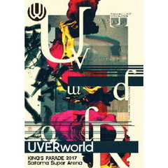 UVERworld/UVERworld KING'S PARADE 2017 Saitama Super Arena(Blu-ray Disc)
