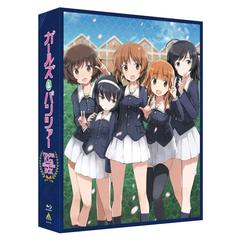 ガールズ&パンツァー TV&OVA 5.1ch Blu-ray Disc BOX 特装限定版(Blu-ray Disc)