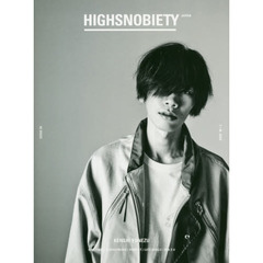 HIGHSNOBIETY JAPAN 1