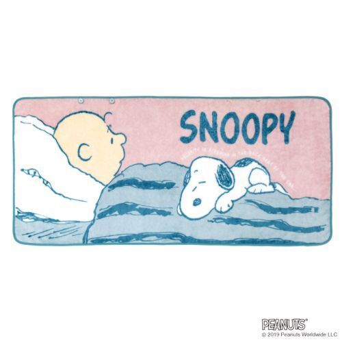 SNOOPY あったかケープ BOOK