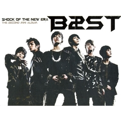 BEAST/BEAST 2nd Mini Album - Shock Of The New Era (輸入盤)