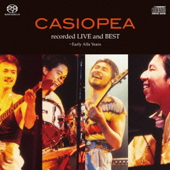recorded LIVE and BEST~Early Alfa Years(ハイブリッドCD)