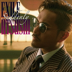 EXILE ATSUSHI/RED DIAMOND DOGS/Suddenly / RED SOUL BLUE DRAGON(CD)(外付特典:B3サイズポスター)