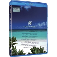 海 ~The Ocean Blue~ V-music(Blu-ray Disc)