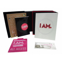 I AM. SMTOWN LIVE WORLD TOUR IN MADISON SQUARE GARDEN ライブDISC付コンプリートBlu-ray BOX(Blu-ray)