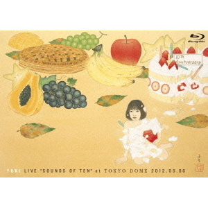 "YUKI/YUKI LIVE ""SOUNDS OF TEN""at TOKYO DOME 2012.05.06(Blu-ray Disc)"