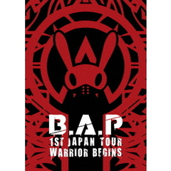 B.A.P/B.A.P 1ST JAPA N TOUR LIVE DVD WARRIOR Begins