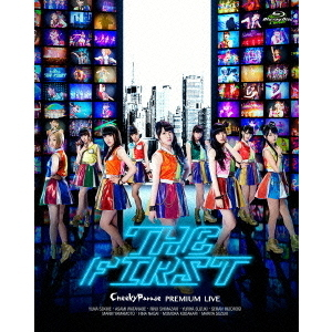 Cheeky Parade/Cheeky Parade PREMIUM LIVE 「THE FIRST」(Blu-ray Disc)