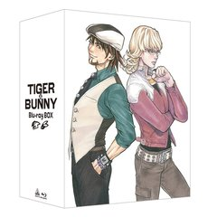 TIGER & BUNNY Blu-ray BOX <特装限定版>(Blu-ray Disc)