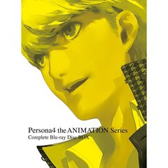 Persona4 the ANIMATION Series Complete Blu-ray Disc BOX 【完全生産限定版】(Blu-ray)