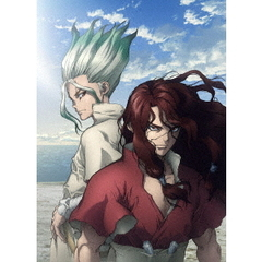 Dr.STONE ドクターストーン Vol.2 Blu-ray <初回生産限定版><セブンネット限定全巻購入特典対象商品>(Blu-ray Disc)