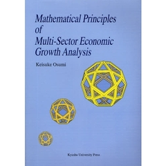 Mathematical Principles of Multi‐Sector Economic Growth Analysis