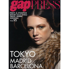 PRET-A-PORTER VOL.95(2010-2011Autumn & Winter) TOKYO,MADRID,BARCELONA COLLECTIONS