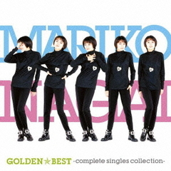 GOLDEN☆BEST 永井真理子 ~Complete Single Collection~