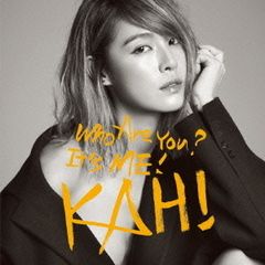 KAHI[Who Are You?+Come Back You Bad Person](DVD付)