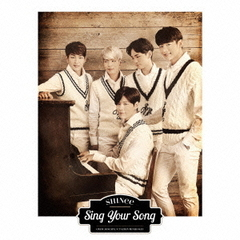 SHINee/Sing Your Song(初回限定盤)