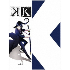 K Vol.2(Blu-ray Disc)