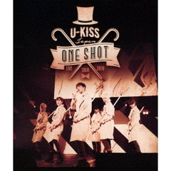 "U-KISS/U-KISS JAPAN ""One Shot"" LIVE TOUR 2016(Blu-ray Disc)"