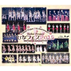 Hello ! Project 20th Anniversary!! Hello ! Project ひなフェス 2018 【Hello ! Project 20th Anniversary!! プレミアム】(Blu-ray Disc)