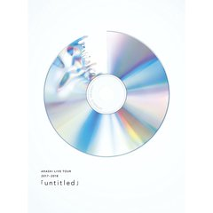 嵐/ARASHI LIVE TOUR 2017-2018 「untitled」<初回限定盤>(Blu-ray Disc)