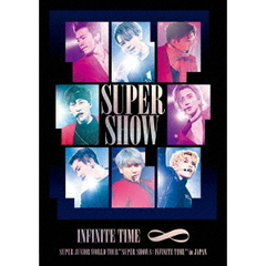SUPER JUNIOR WORLD TOUR SUPER SHOW8:INFINITE TIME in JAPAN(DVD)