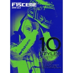 F1SCENE The Moment of Passion 2008vol.3 日本版 10 Styles