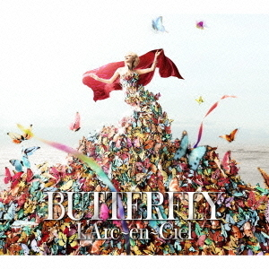 BUTTERFLY(完全生産限定盤)