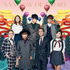 AAA/WAY OF GLORY(CD+DVD)(スマプラ対応)