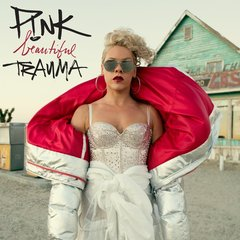 【輸入盤】P!NK / BEAUTIFUL TRAUMA