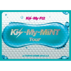 Kis-My-Ft2/Kis-My-MiNT Tour at 東京ドーム 2012.4.8<初回生産限定盤>(DVD)