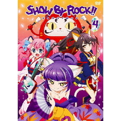 SHOW BY ROCK!! 4(DVD)