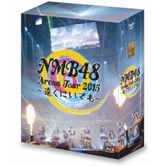 NMB48/NMB48 Arena Tour 2015 ~遠くにいても~【4BD】(Blu-ray Disc)